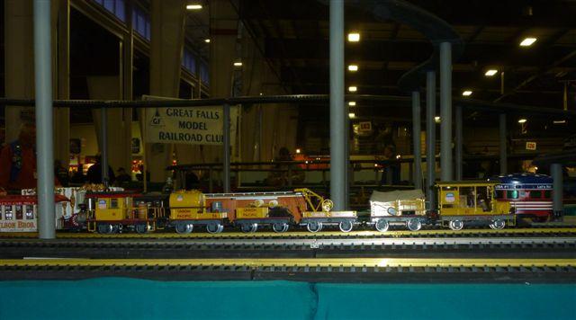 Train Time Videos List – Great Falls Model Railroad Club