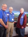 GFMRRC members Dave Kierstead, John Middleton, Ray Parent, G-Gauge layout.jpg