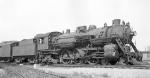 Boston and Maine Steam Locomoitve 4-6-2 #3708