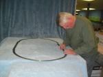 11-11-14 d Jerry Johnston checking track.jpg