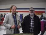 Carl Harrison (L), Brad Conant (R)